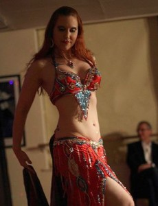 Melusina Veil Belly Dance
